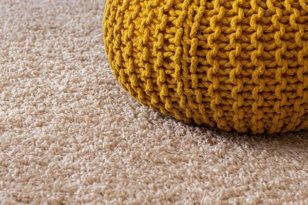 Teppichboden Sitz